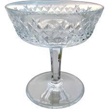 Waterford Vase Patterns Waterford Crystal Alana Pattern 4 1 8