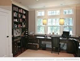 Black Wood Office Desk Peachy Design Ideas Black Office Furniture Echanting Of Executive