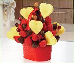 edible fruit arrangement ideas edible fruit arrangements for valentines day startupcorner co
