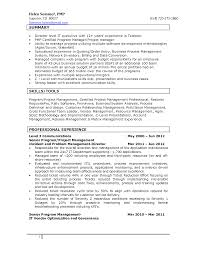 itil change management resume sles 100 images pmp resume sles
