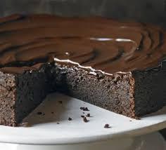 chocolate u0026 ginger torte recipe bbc good food