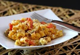 macaroni and cheese with andouille sausage recipe