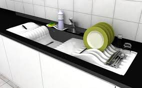 Unusual Kitchen Sinks And Attachments Adding Unique Details To - Contemporary kitchen sink