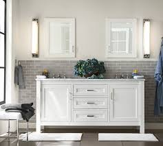 Pottery Barn Bathroom Ideas Pleasant Idea Pottery Barn Bathroom Bathrooms