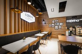 Cafe Interior Design Cafeina Cafe Interior Design Wood Accents 518 Wallpaper