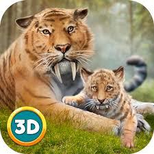 tiger apk of sabertooth tiger 3d v1 1 mod apk money apkdlmod