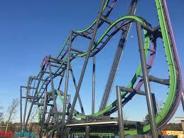 Six Flags Height Six Flags Great Adventure The Joker Update