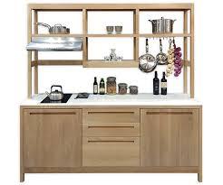 square 35 u201d compact kitchen u2013 hoog by hygge wooden furniture