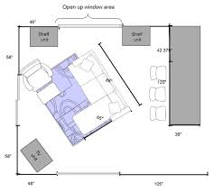room floor plan family at an angle living with layout planner