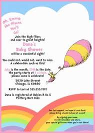 oh baby the places you ll go baby shower invitation oh the places you ll go baby shower