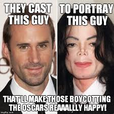 Michael Jackson Meme - true story joseph fiennes to play michael jackson imgflip