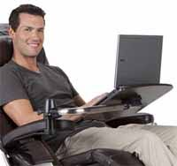Desk Chair Accessories Accessories For The Zerogravity Chair By Human Touch