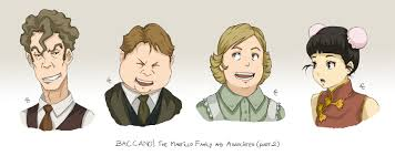 baccano baccano characters part 9 by nicolecover on deviantart