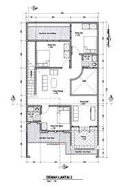 layout ruangan rumah minimalis desain rumah dan ruang usaha ruko rukan 2 lantai pt