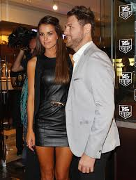 brian mcfadden and vogue williams photos photos tag heuer grand