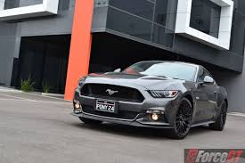 Ford Mustang Release Date 2018 Ford Mustang May Get 10 Speed Automatic