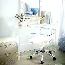 clear acrylic desk organizer clear acrylic desk acrylic desk chair clear acrylic office chair