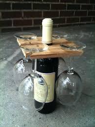 pattern for wine bottle holder wine bottle and glass rack wooden holder picnic pattern template