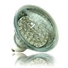 high powered gu10 2 watt led cluster warm white led light bulb