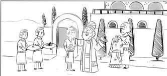 bible app for kids u2014 rob mcclurkan illustration