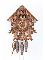 cool house clocks furniture unique chalet style cuckoo clock with cool ornaments