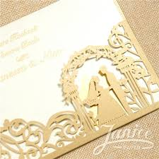 wedding invitations houston custom laser cut wedding invitations or custom laser cut