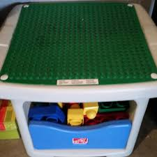 Legos Table Find More Very Nice Step 2 Toddler Lego Table Uses Medium And
