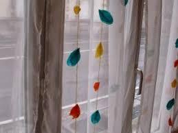 rideaux pour cuisine originaux diy recycle it mettre un peu de couleurs à ses rideaux par