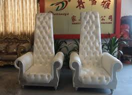 and groom chair wedding decoration ideas white throne and groom wedding