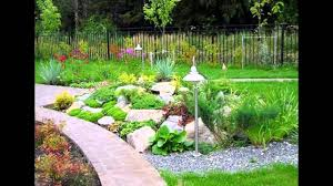 exotic rock garden designs ideas youtube