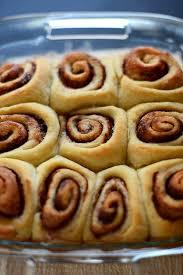easy vegan cinnamon rolls minimalist baker recipes