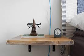 Floating Nightstand Shelf Floating Nightstand Shelf Chene Interiors