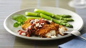 Mediterranean Style Food - mediterranean style herbed tilapia recipe bettycrocker com