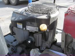 kawasaki 25 hp gas engine item aq9931 sold april 9 ag e
