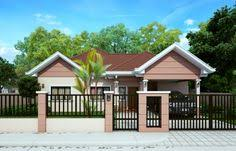 Floor Plan Of Bungalow House In Philippines Pinoy House Plans Series 2015014 Is A 4 Bedroom Bungalow House