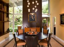 elegant brown dining room in 2012 trends new home scenery