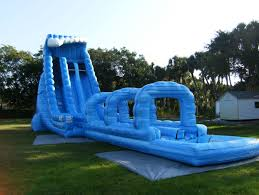 halloween bounce house rentals top four waterslides in south florida