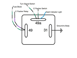 wiring diagram for spotlight relay wiring diagram weick