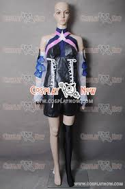 Kingdom Hearts Halloween Costumes Kingdom Hearts Birth Sleep Aqua Cosplay Costume