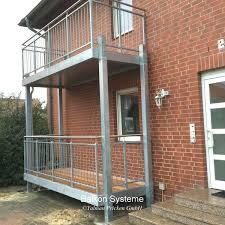 stahlbau balkone neues aus den balkonbau baustellen in deutschland yalman pricken