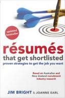 Resumes That Get Jobs by Resumes That Get Shortlisted Proven Strategies To Get The Job You