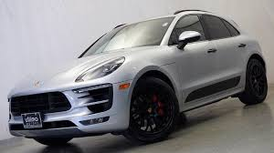 porsche suv 2017 pre owned 2017 porsche macan gts suv in warrenville um3075 ultimo