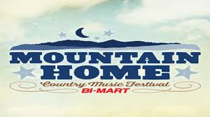 mountain home country music festival 96 1 and 102 1 river country