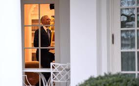 Oval Office Wallpaper by Barack Obama Leaves Oval Office For Last Time U2014 World U2014 The