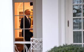 barack obama leaves oval office for last time u2014 world u2014 the
