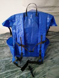 ultralight backpack out of ikea bags album on imgur