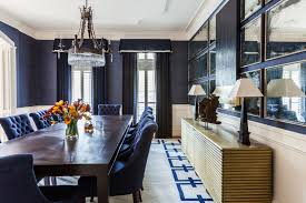 Dining Room Drapery Marie Flanigan Interiors