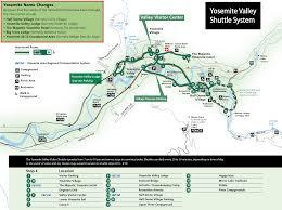 Yosemite Valley Map Moovit Getting Public Transit In Yosemite National Park