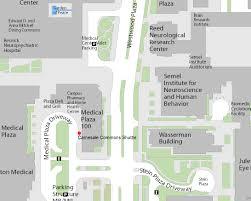 carnesale commons shuttle u0026 parking information ucla catering