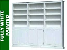 Office Bookcases With Doors Bookcases With Doors Office Bookcases With Doors White Office